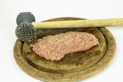 Raw chicken meat  fillet Stock Photo