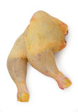 Raw chicken pats Stock Image