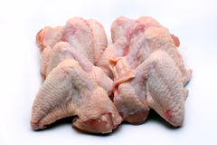 Free Raw Chicken Wings Stock Image - 48853501