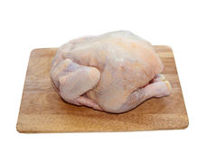 Raw chiken Royalty Free Stock Photos