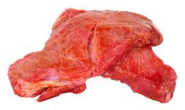 Raw Chinese Marinated Pork Steaks Royalty Free Stock Photos