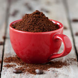 Raw coffee Royalty Free Stock Photos