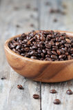 Raw coffee Royalty Free Stock Photo