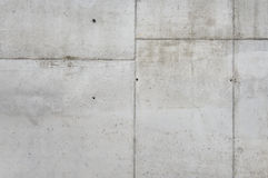 Raw concrete wall texture. Stock Image