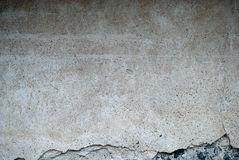 Raw concrete wall background. Royalty Free Stock Image