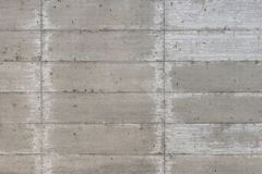 Raw concrete wall texture. Royalty Free Stock Image