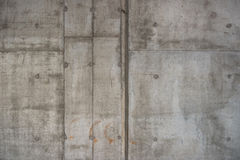 Raw concrete wall texture. Royalty Free Stock Photos