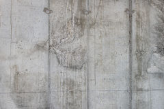 Raw concrete wall background. Royalty Free Stock Photos