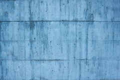 The raw concrete walls. The raw concrete walls are not plastered, painted surfaces Stock Images