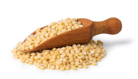 Raw cous cous royalty free stock photography