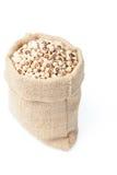 Raw cowpea beans Royalty Free Stock Photos