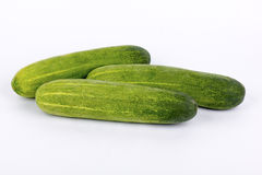Raw cucumber on  Stock Photo