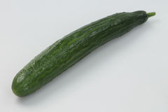 Raw Cucumber Royalty Free Stock Image