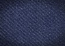 Raw denim background texture Royalty Free Stock Images