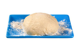 Raw dough Royalty Free Stock Photos