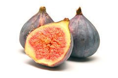 Raw figs Royalty Free Stock Photos