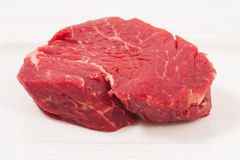 Raw filet Royalty Free Stock Photos