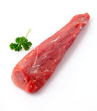 Raw fillet of pork Royalty Free Stock Photos