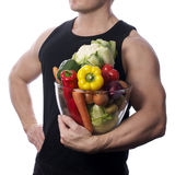Raw food Stock Image