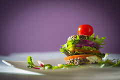 Raw food. For healthy lunch Royalty Free Stock Images