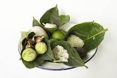 Raw Food Thailand Stock Photo