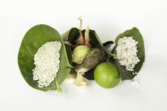 Raw Food Thailand Royalty Free Stock Photography