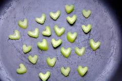 Raw fresh celery Royalty Free Stock Photos