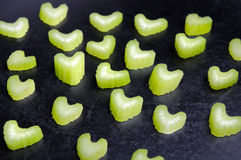 Raw fresh celery Stock Photo