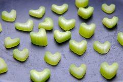 Raw fresh celery Stock Photos