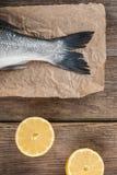 Raw fresh fish Royalty Free Stock Image