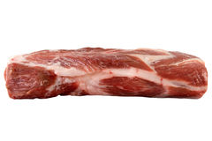 Raw fresh pork Stock Image