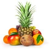 Raw fruit Stock Image