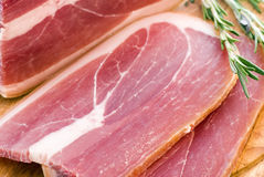 Raw gammon Royalty Free Stock Photos