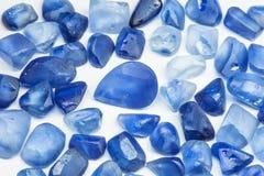 Raw gemstones Royalty Free Stock Photo