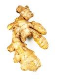 Raw ginger Stock Photos