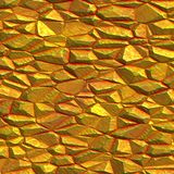 Raw gold Stock Photos