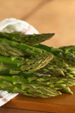 Raw Green Asparagus Stock Photos