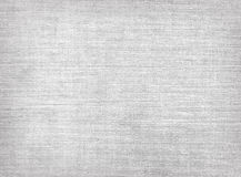 Raw grey linen canvas texture Royalty Free Stock Photography