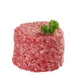 Raw Ground Meat Royalty Free Stock Images