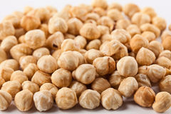 Raw hazelnuts Royalty Free Stock Image