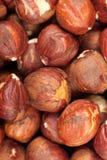 Raw Hazelnuts Royalty Free Stock Image