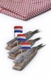 Raw herring Stock Photo