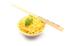 Raw Hokkien Noodle Stock Photos