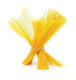 Raw Italian pasta Royalty Free Stock Photography