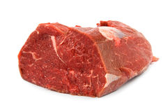 Raw juicy meat Royalty Free Stock Images