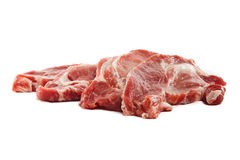 Raw juicy meat Royalty Free Stock Photos