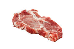 Raw juicy meat Royalty Free Stock Image