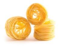 Raw macaroni Stock Photos