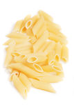 Raw macaroni pasta Stock Photos