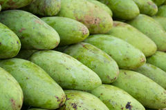 Raw mango Royalty Free Stock Photo